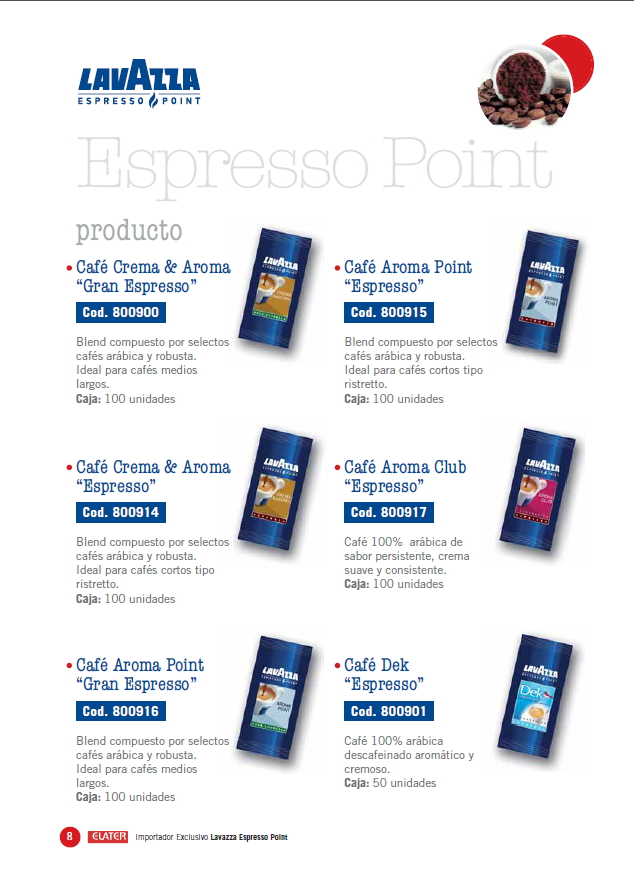 capsulas-cafe-lavazza-espresso-point